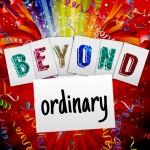Beyond-Ordinary